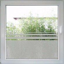 Fenstertattoo Blanc von Create&Wall - moderner