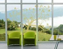 Fenstertattoo No.48 Zauber Baum Pflanzen Bäume