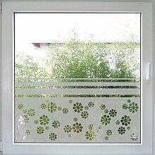 Fenstertattoo PingPong von Create&Wall: fantasievoller Sichtschutz