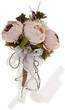 Fenteer Handgemachte Blumenstrauß