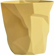 Fenteer Home Papierkorb PP Einfarbig Altpapier