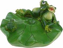 Fenteer Künstliche schwimmende Lotus Leaf mit