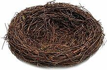 Fenteer Nest Rattannest Osternest Osterdeko