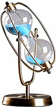 Fenteer Nordic Sanduhr Sand Clock Timer Dekoration - # 3