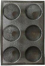 Fenteer Silikon Backform Kuchenform Kastenform