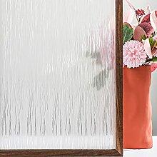 FEOMOS Flares Wasser Fensterfolie Dekor