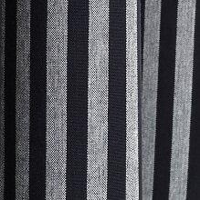 ferm Living - Chambray Duschvorhang, schwarz /