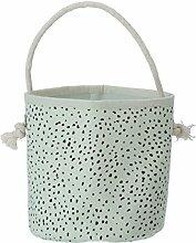 Ferm Living - Dot Korb Mini, mintgrün