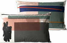 ferm living ferm Living - Colour Block Kissen