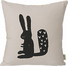 ferm living ferm Living - Rabbit Kissen 30 x 30 cm