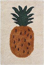 Ferm Living Fruiticana Getufteter Teppich 120x80