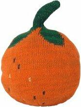 ferm LIVING - Fruiticana Kissen Orange Roly Poly,