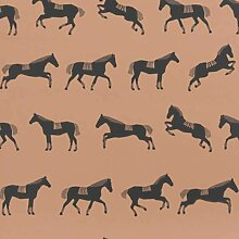 Ferm Living Horse Tapete (l) 1000 X (b) 53 Cm