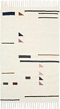 ferm Living - Kelim Rug, Colour Triangles, klein