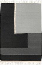 Ferm Living Kelim Rug Section Teppich Large (l)