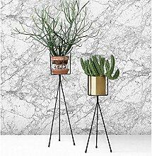 Ferm Living Marble Wallpaper - Grey