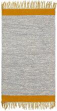 ferm Living - Melange Badematte, 60 x 100 cm, grau