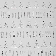 Ferm Living Native Tapete (l) 1000 X (b) 53 Cm