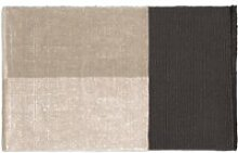 ferm LIVING - Pile Badematte, 80 x 50 cm, grau