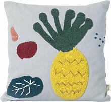 Ferm Living Pineapple Kissen 40x40 (b) 40 X (t) 40