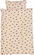 Ferm Living Rabbit Bettwäsche Adult 140x200