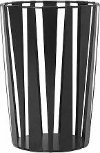 ferm Living - Rob Metall-Korb, schwarz