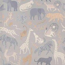 Ferm Living Safari Tapete (l) 1000.00 X (b) 53.00