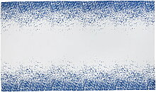 ferm Living - Splash Tischdecke 140 x 240 cm, blau
