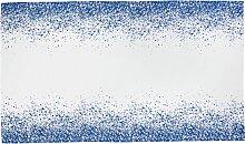 Ferm Living Splash Tischdecke Blau Small