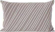 Ferm Living Striped Kissen (l) 60.00 X (b) 40.00 Cm