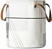 Ferm Living - Trace Wäsche-Korb, medium