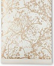 Ferm Living Wilderness Wallpaper - Gold