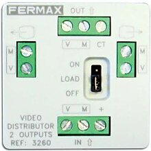 Fermax 3262–Mini Video Verteiler für