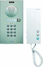 Fermax New Cityline Memophone VDS Audio-Türsprechanlagen-Set 1 WE, 4982
