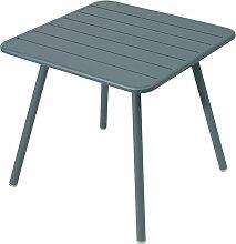 Fermob - Luxembourg Tisch, quadratisch (4 Beine),