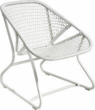 Fermob - Sixties Sessel, baumwollweiß/weiß