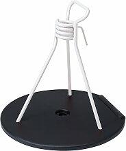 Fermob - Zébulon Schirmständer, baumwollweiß