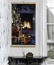 Fern Infrarot-Heizplatte Bildheizung Neujahr -