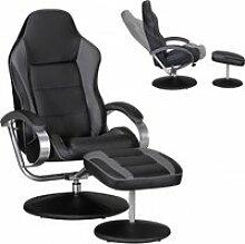 Fernsehsessel Design Relax-Sessel Racing Bezug