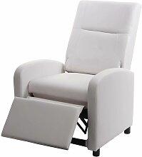 Fernsehsessel HHG-660, Relaxsessel Liege Sessel,
