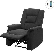 Fernsehsessel HWC-F23, Relaxsessel Liege Sessel,