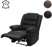 Fernsehsessel HWC-G15, Relaxsessel Liege Sessel,