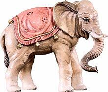 Ferrari & Arrighetti Elefante T.K. - Holzskulptur