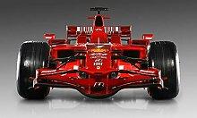 Ferrari Poster auf