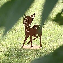 Ferrum Art Design Rost Reh Bambi