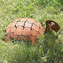Ferrum Art Design Rost Schildkröte