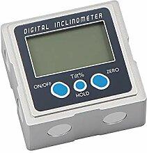 Fesjoy Digitaler LCD Winkelmesser Neigungsmesser,