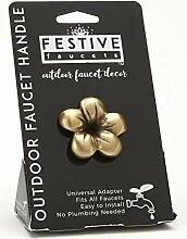 Festive Armaturen–klein Blume (Plumeria)
