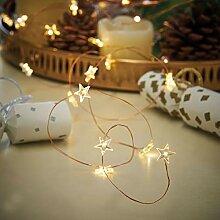 Festive Lights batteriebetriebene, weihnachtliche