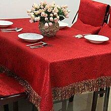Festlich,tischtuch/stoffe/haushalt tischdecke/rechteck,tischtuch-A 130*180cm(51x71inch)